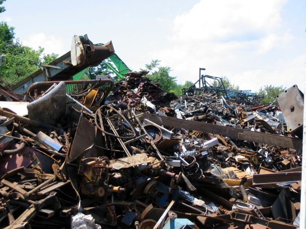 scrap metal toronto manville recycling